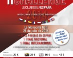 II TORNEO CHALLENGE LE CLUB GOLF