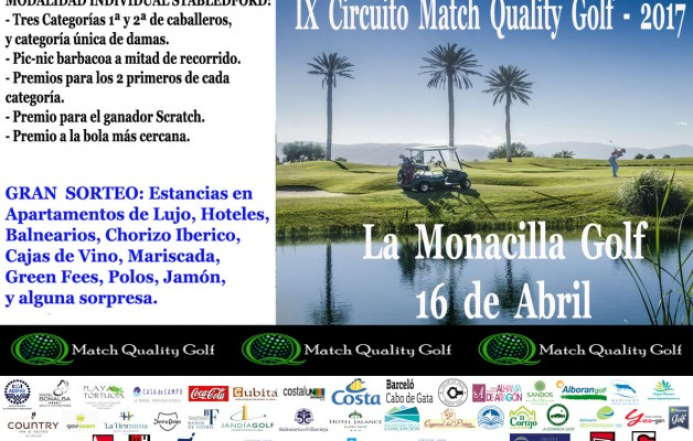 CLASIFICACIÓN TORNEO MATCH QUALITY